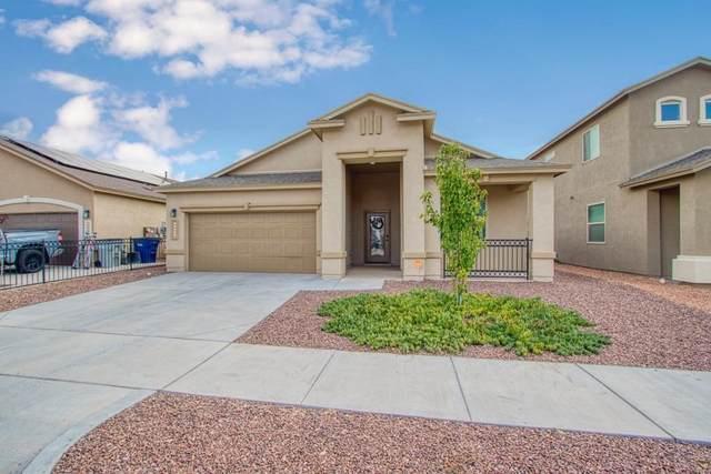 14470 Fernando Zubia Avenue, El Paso, TX 79938 (MLS #834223) :: The Matt Rice Group