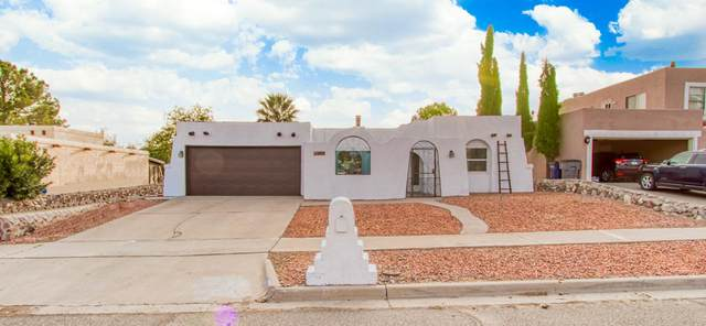 5525 Beth View Drive, El Paso, TX 79932 (MLS #834224) :: Mario Ayala Real Estate Group