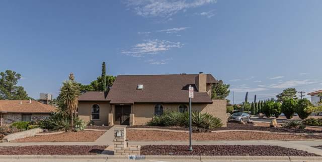 11299 Leo Collins Drive, El Paso, TX 79936 (MLS #834225) :: Preferred Closing Specialists
