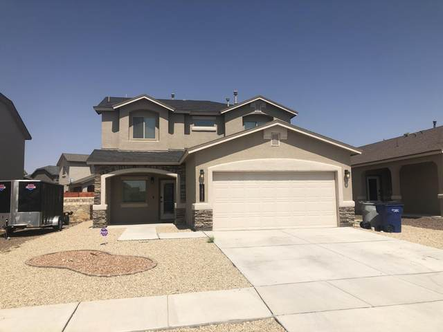 14953 Willie Worsley Avenue, El Paso, TX 79938 (MLS #834234) :: The Matt Rice Group