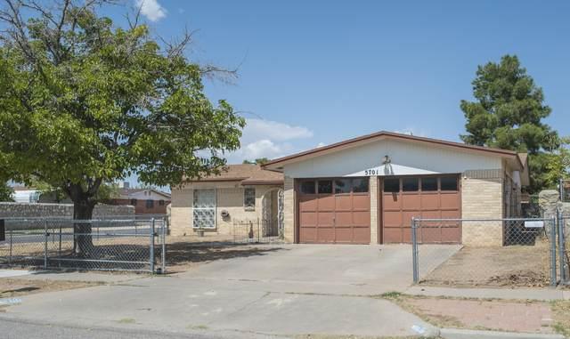 5701 Corsicana Avenue, El Paso, TX 79924 (MLS #834242) :: Preferred Closing Specialists