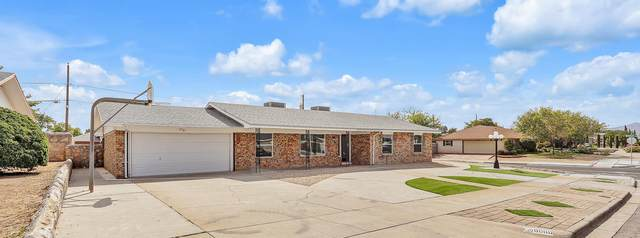 9000 Lait Drive, El Paso, TX 79925 (MLS #834246) :: The Matt Rice Group