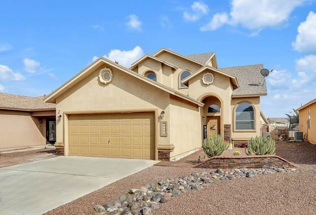 4760 Joseph Rodriguez Drive, El Paso, TX 79938 (MLS #834247) :: The Matt Rice Group