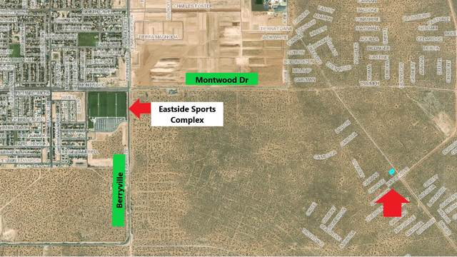 0 Mager, El Paso, TX 79938 (MLS #834248) :: The Matt Rice Group
