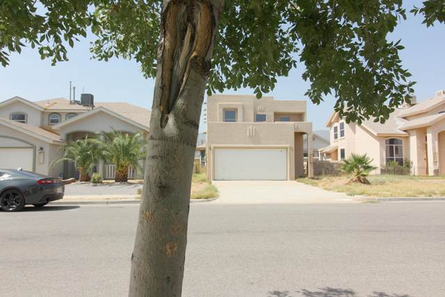 10949 Acoma Street, El Paso, TX 79934 (MLS #834255) :: The Matt Rice Group