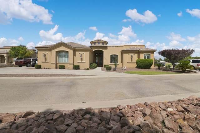 13013 Horizon Blvd, Horizon City, TX 79928 (MLS #834258) :: Mario Ayala Real Estate Group