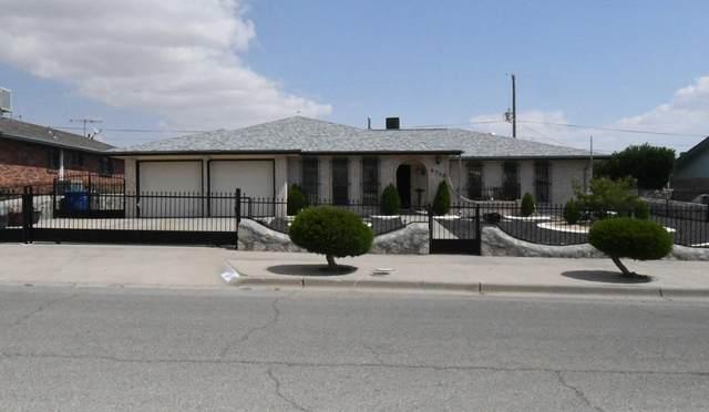 6708 Byron Street, El Paso, TX 79904 (MLS #834259) :: The Matt Rice Group