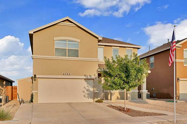 4064 Loma Dante, El Paso, TX 79938 (MLS #834260) :: The Matt Rice Group
