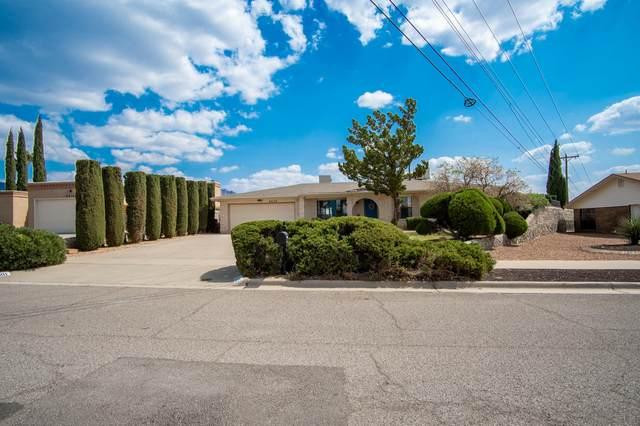 6820 Toluca Drive, El Paso, TX 79912 (MLS #834270) :: The Matt Rice Group