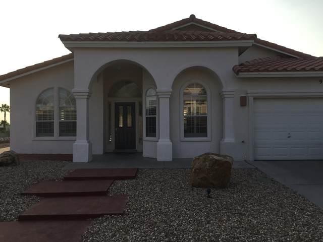 901 Las Pistas Place, El Paso, TX 79912 (MLS #834277) :: The Matt Rice Group