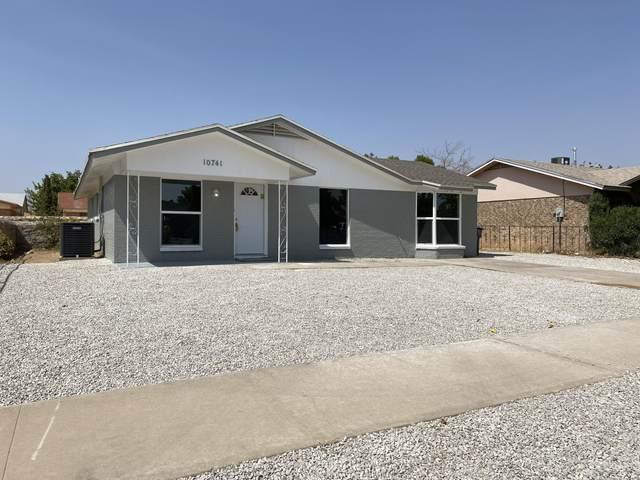 10741 Sapphire Street, El Paso, TX 79924 (MLS #834280) :: Mario Ayala Real Estate Group