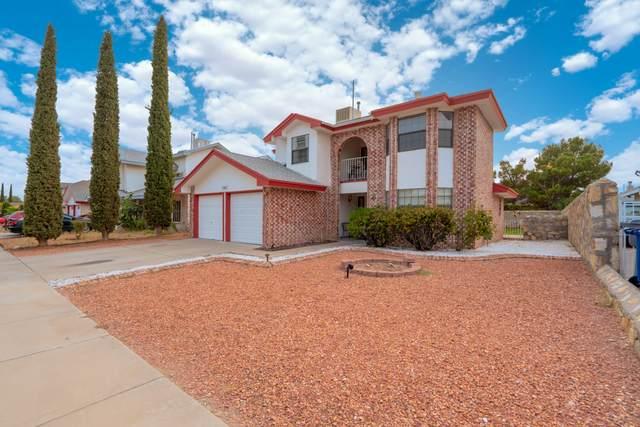 2917 Gilbert Avila Street, El Paso, TX 79936 (MLS #834297) :: Mario Ayala Real Estate Group