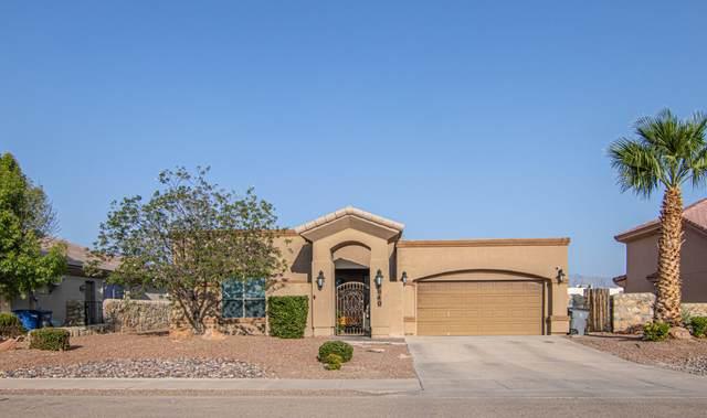 5640 Valley Cedar Drive, El Paso, TX 79932 (MLS #834301) :: Mario Ayala Real Estate Group