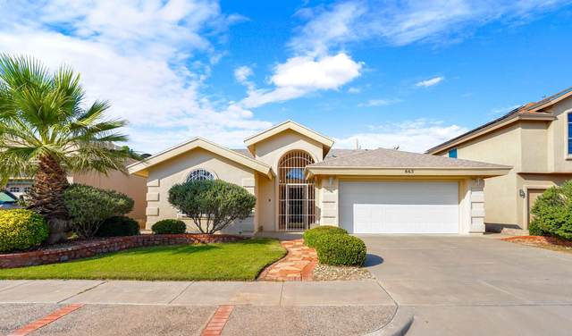 665 Paseo Del Mar Dr Drive, Horizon City, TX 79928 (MLS #834307) :: Jackie Stevens Real Estate Group brokered by eXp Realty