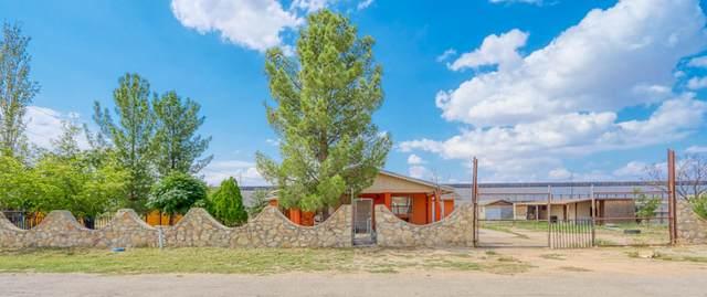11621 Valle Bajo Road, Socorro, TX 79927 (MLS #834313) :: Mario Ayala Real Estate Group