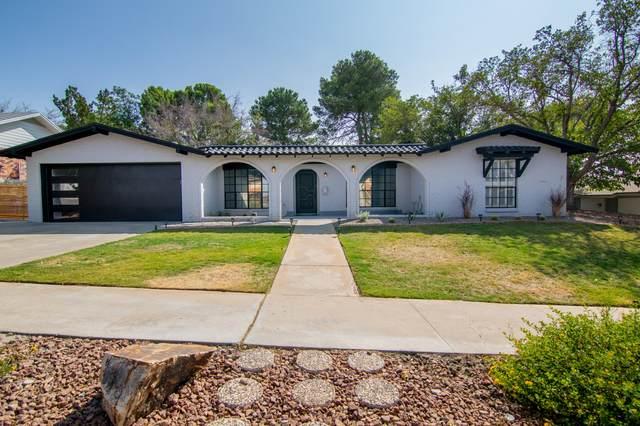 6372 Los Robles Drive, El Paso, TX 79912 (MLS #834316) :: Mario Ayala Real Estate Group