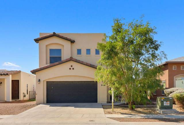 3235 Christian Cunningham, El Paso, TX 79938 (MLS #834319) :: Jackie Stevens Real Estate Group brokered by eXp Realty