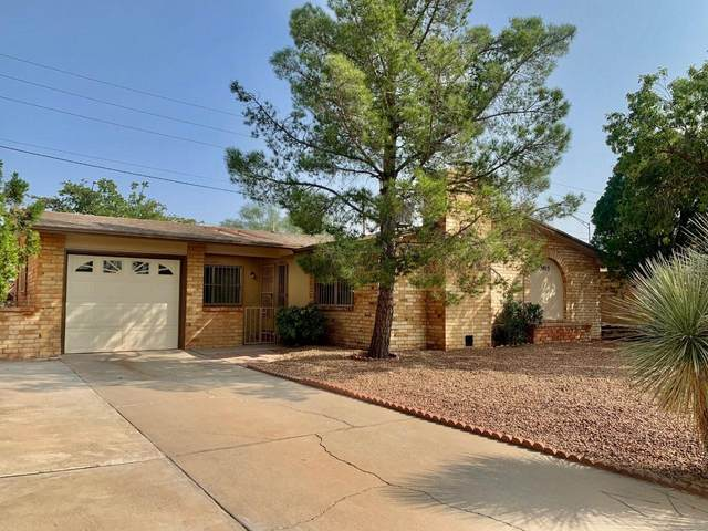 5913 Midas Drive, El Paso, TX 79924 (MLS #834329) :: Preferred Closing Specialists