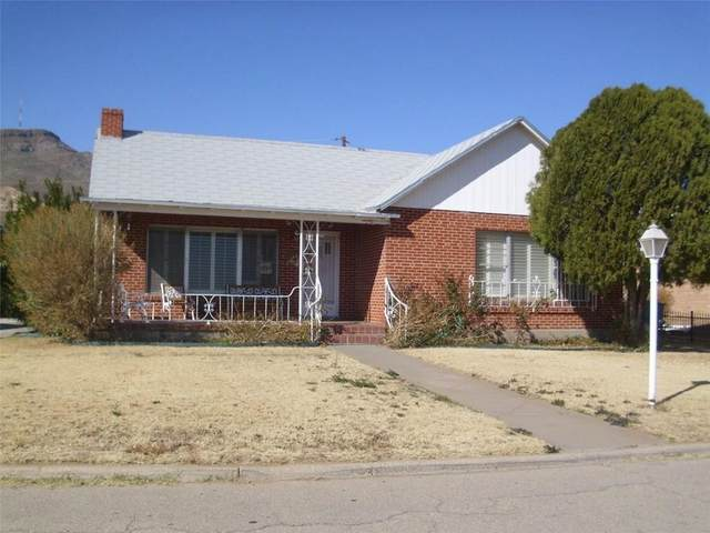 2505 Scenic Crest Circle, El Paso, TX 79930 (MLS #834339) :: The Purple House Real Estate Group