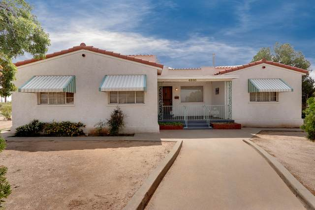 4810 Post Road, El Paso, TX 79903 (MLS #834341) :: The Purple House Real Estate Group