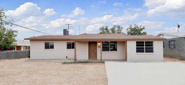 5720 Cherokee Court, El Paso, TX 79924 (MLS #834343) :: Jackie Stevens Real Estate Group brokered by eXp Realty