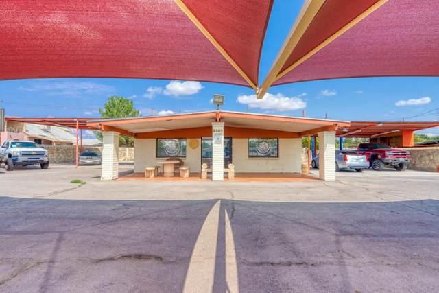 8367 Alameda Avenue, El Paso, TX 79907 (MLS #834348) :: The Purple House Real Estate Group