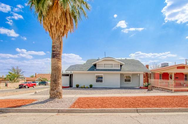 3130 Lebanon Avenue, El Paso, TX 79930 (MLS #834373) :: The Matt Rice Group