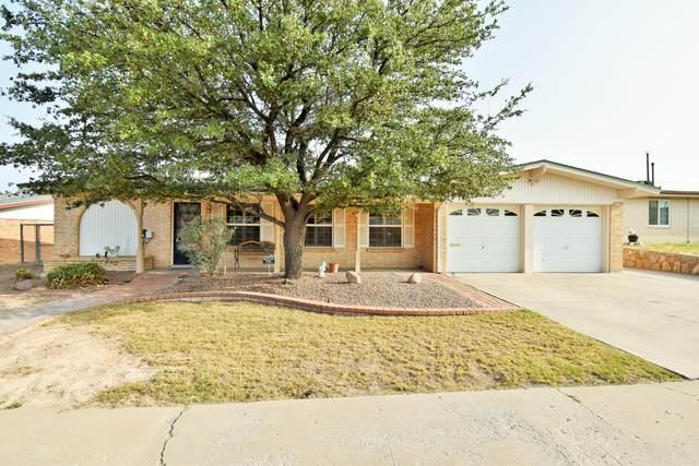 10228 Ashwood Drive, El Paso, TX 79925 (MLS #834375) :: The Matt Rice Group