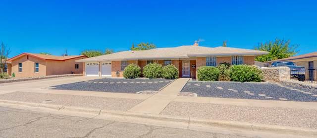 8705 Lait Drive, El Paso, TX 79925 (MLS #834376) :: Jackie Stevens Real Estate Group brokered by eXp Realty