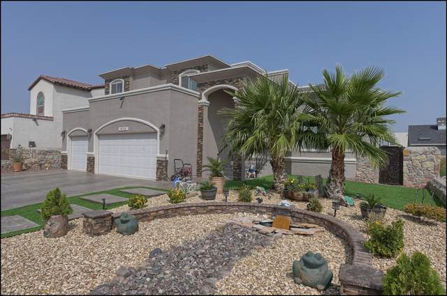 973 Abe Goldberg Drive, El Paso, TX 79932 (MLS #834377) :: The Purple House Real Estate Group
