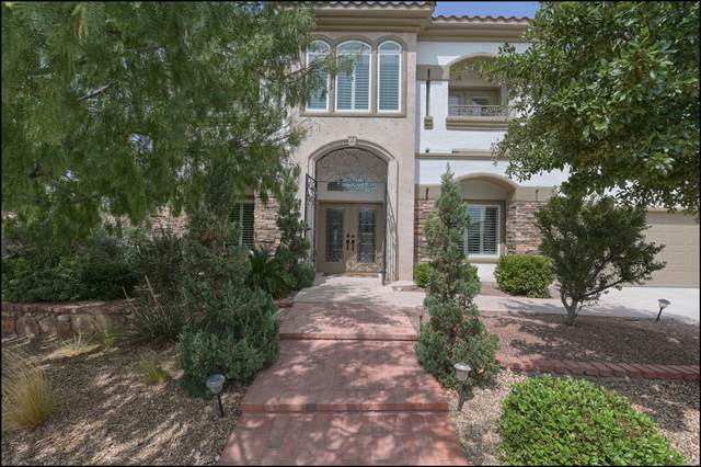 6305 Franklin Desert Drive, El Paso, TX 79912 (MLS #834379) :: Jackie Stevens Real Estate Group brokered by eXp Realty
