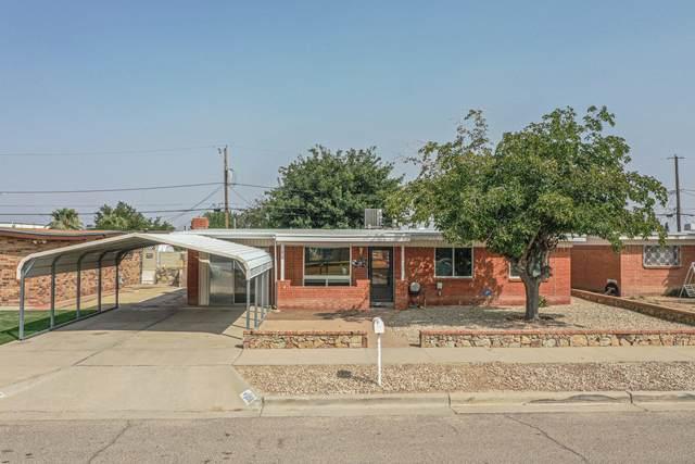 250 Maravilla Drive, El Paso, TX 79907 (MLS #834388) :: The Matt Rice Group