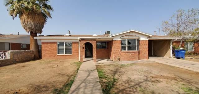 9147 Mount Etna Drive, El Paso, TX 79924 (MLS #834389) :: Jackie Stevens Real Estate Group brokered by eXp Realty
