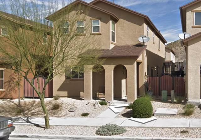 6693 Red Canyon Sage Lane, El Paso, TX 79912 (MLS #834393) :: Mario Ayala Real Estate Group