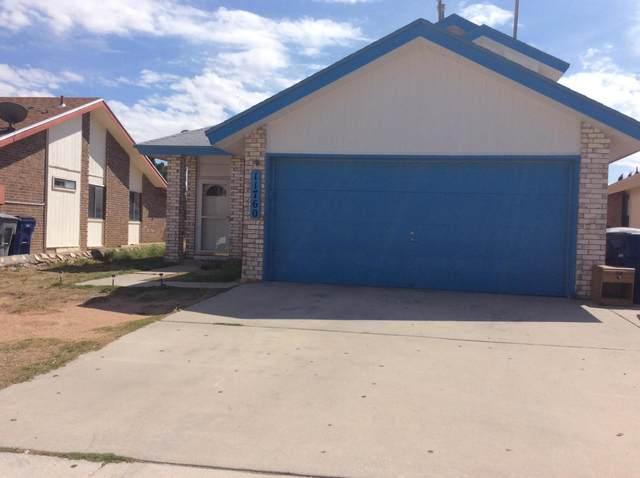 11760 Royal Banner Lane, El Paso, TX 79936 (MLS #834395) :: Mario Ayala Real Estate Group