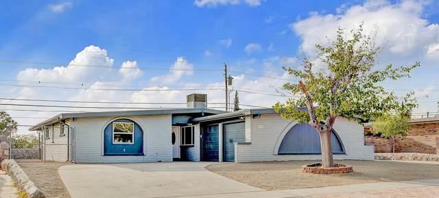 301 El Puente Drive, El Paso, TX 79912 (MLS #834402) :: Mario Ayala Real Estate Group
