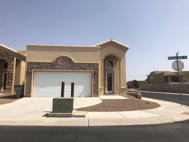 3646 Morgan Bay Place, El Paso, TX 79936 (MLS #834406) :: Mario Ayala Real Estate Group