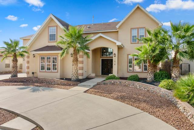 11416 Sundance Avenue, El Paso, TX 79936 (MLS #834408) :: Jackie Stevens Real Estate Group brokered by eXp Realty