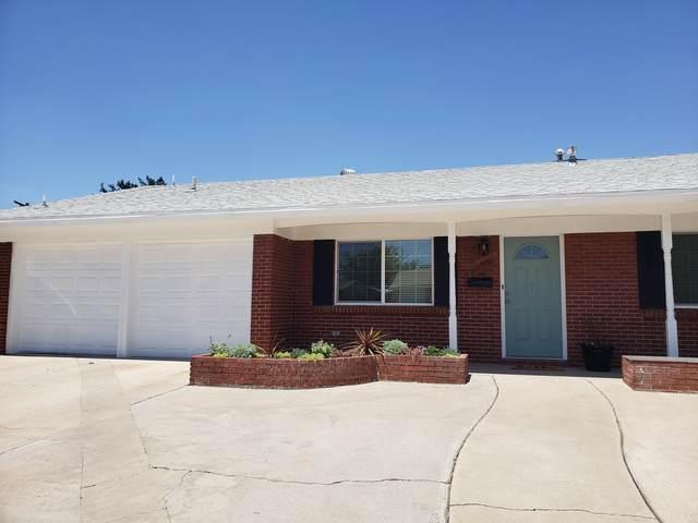 8101 Morley Drive, El Paso, TX 79925 (MLS #834412) :: The Matt Rice Group