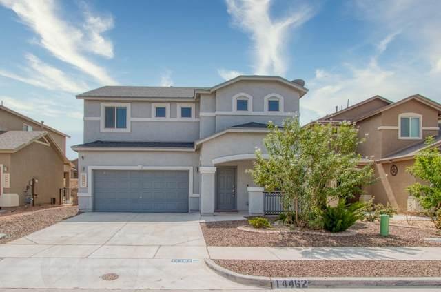 14462 Fernando Zubia Avenue, El Paso, TX 79938 (MLS #834414) :: The Matt Rice Group