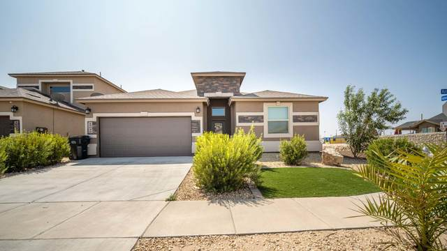 12632 Katherine Brennand Road, El Paso, TX 79928 (MLS #834432) :: The Purple House Real Estate Group