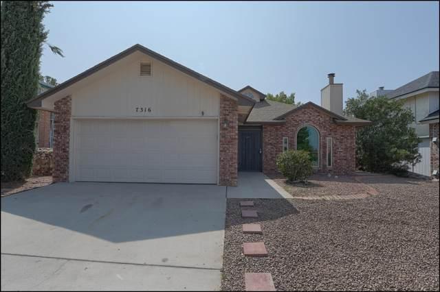 7316 Golden Hawk Drive, El Paso, TX 79912 (MLS #834434) :: Preferred Closing Specialists