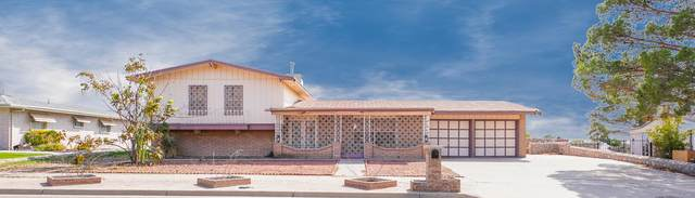 10504 Ashridge Drive, El Paso, TX 79925 (MLS #834436) :: Mario Ayala Real Estate Group