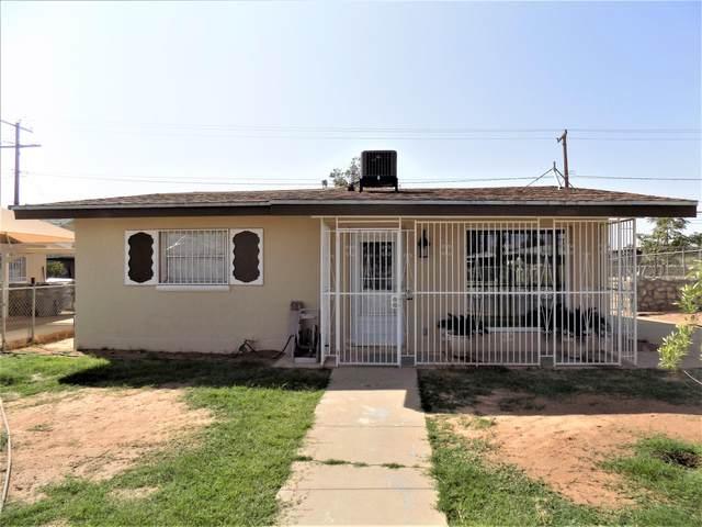 5316 Tropicana Avenue, El Paso, TX 79924 (MLS #834438) :: The Matt Rice Group