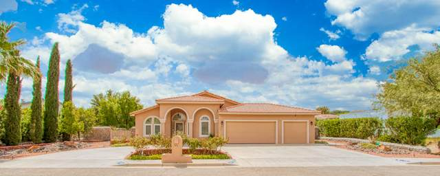 121 Desert Garden Drive, Santa Teresa, NM 88008 (MLS #834439) :: Mario Ayala Real Estate Group