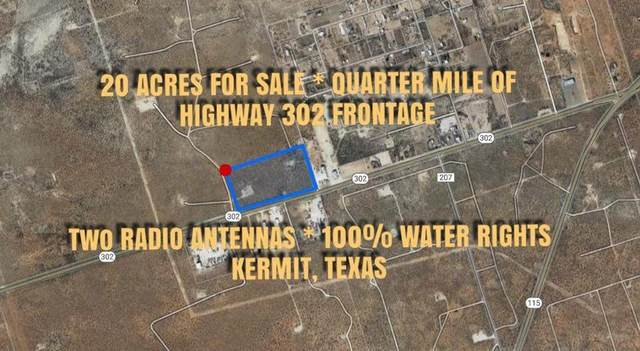 302 Hwy West, Kermit, TX 79745 (MLS #834441) :: Preferred Closing Specialists