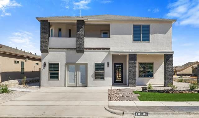 860 Crystal Rook Drive, El Paso, TX 79928 (MLS #834444) :: Preferred Closing Specialists