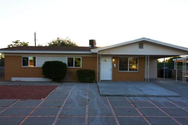 2741 Prestwick Road, El Paso, TX 79925 (MLS #834461) :: Mario Ayala Real Estate Group