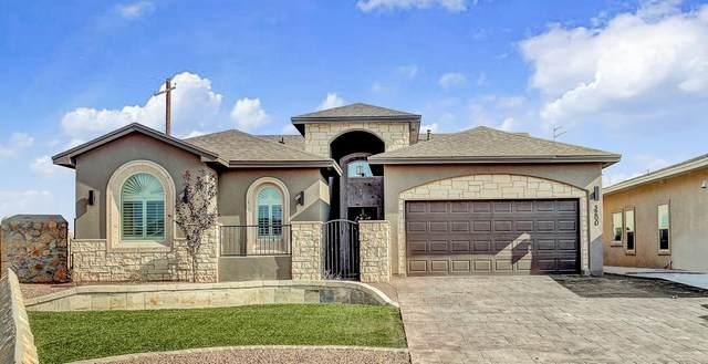 3200 David Palacio Drive, El Paso, TX 79938 (MLS #834465) :: Mario Ayala Real Estate Group