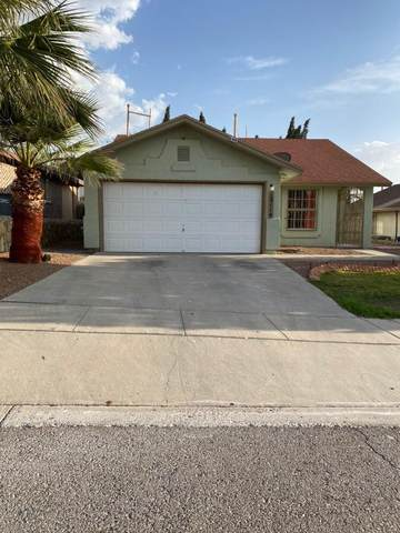 12114 Bellows Court, El Paso, TX 79936 (MLS #834468) :: Jackie Stevens Real Estate Group brokered by eXp Realty